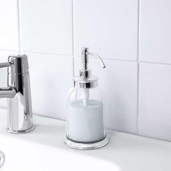 БАЛУНГЕН Дозатор для жидкого мыла хромированный - Артикул: 203.695.58
