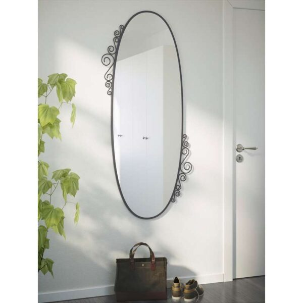 ЭКНЕ Зеркало овал 70x150 см - Артикул: 003.688.71