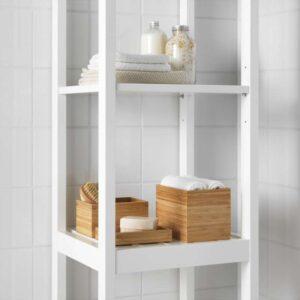 ДРАГАН Набор для ванной 4 предмета бамбук - Артикул: 803.695.60