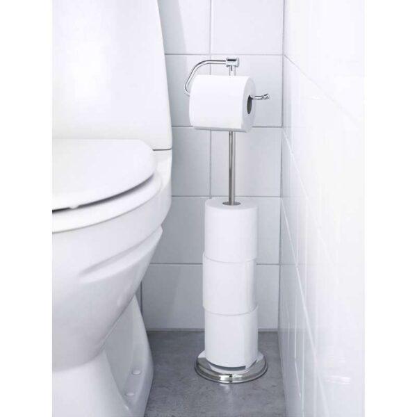 БАЛУНГЕН Держатель туалетной бумаги хромированный - Артикул: 803.689.71