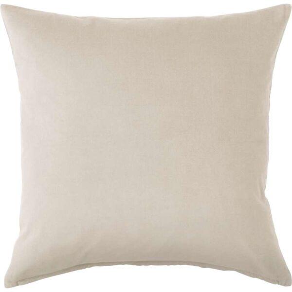 САНЕЛА Чехол на подушку светло-бежевый 50x50 см - Артикул: 003.698.75