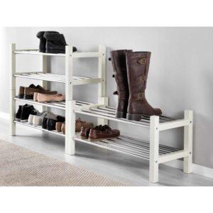 ЧУСИГ Полка для обуви белый 79 см - Артикул: 703.889.22
