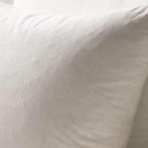 ФЬЕДРАР Подушка белый с оттенком 50x50 см - Артикул: 103.698.46