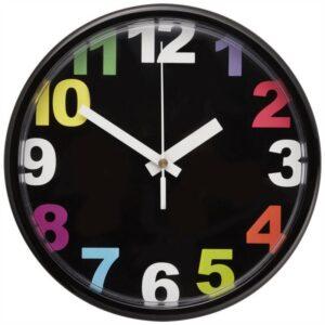 ЮККЕ Настенные часы разноцветный 25 см - Артикул: 602.984.70
