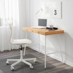 ЛИЛЛОСЕН Письменный стол бамбук 102x49 см - Артикул: 103.848.04
