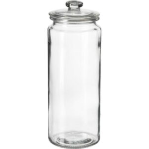ВАРДАГЕН Банка с крышкой прозрачное стекло 1.8 л - Артикул: 403.834.45