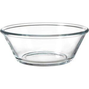 ВАРДАГЕН Сервировочная миска прозрачное стекло 20 см - Артикул: 203.732.11