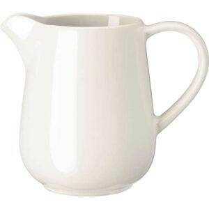 ВАРДАГЕН Молочник/сливочник белый с оттенком 39 сл - Артикул: 603.810.25