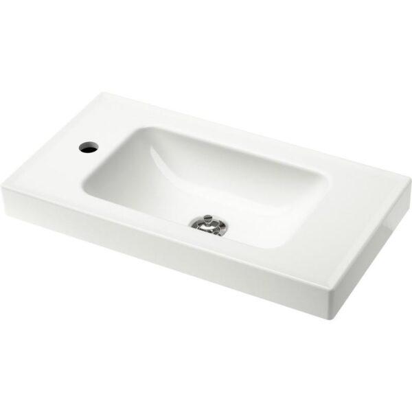ХАГАВИКЕН Одинарная раковина белый 60 см - Артикул: 904.037.90