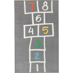 ХЕММАХОС Ковер серый 100x160 см - Артикул: 603.547.34