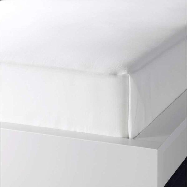 ДВАЛА Простыня, белый 150x260 см. Артикул: 203.537.22