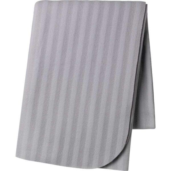 ВИТМУССА Плед серый 120x160 см - Артикул: 803.699.23