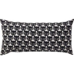 МАТТРАМ Подушка белый/черный 30x60 см - Артикул: 003.783.23