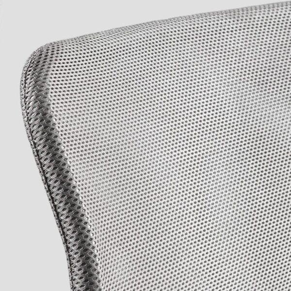 НОЛЬМИРА Кресло березовый шпон/серый - Артикул: 303.841.86