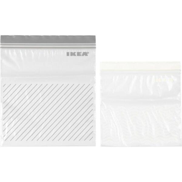 ИСТАД Пакет пластиковый серый/белый - Артикул: 203.809.47