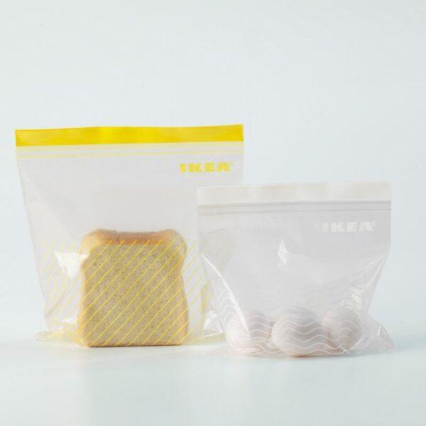 ИСТАД Пакет пластиковый желтый/белый - Артикул: 103.782.14