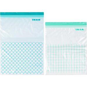 ИСТАД Пакет пластиковый бирюзовый/светлая бирюза - Артикул: 903.749.57