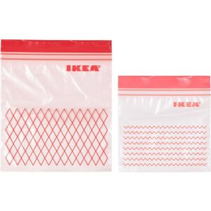 ИСТАД Пакет пластиковый красный - Артикул: 703.749.58