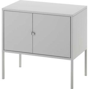 ЛИКСГУЛЬТ Шкаф металлический/серый 60x35 см - Артикул: 203.851.29