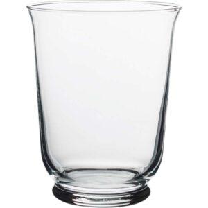ПОМП Ваза/фонарь прозрачное стекло 18 см - Артикул: 803.775.17