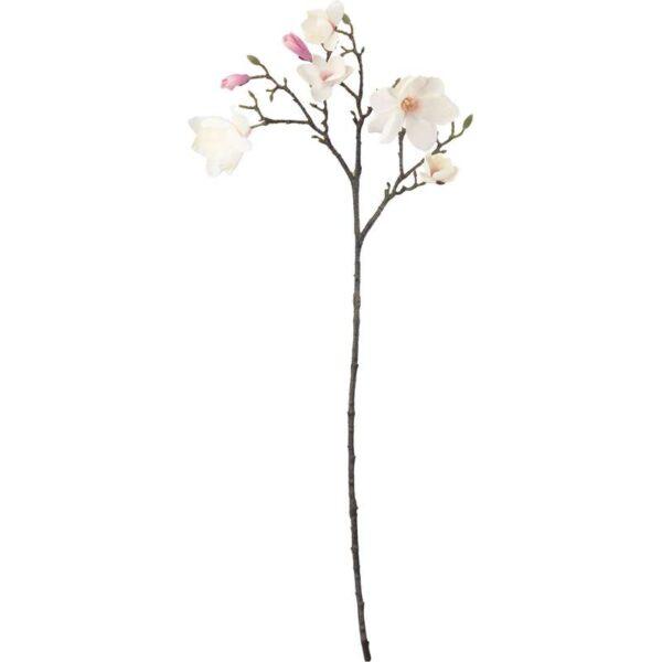 СМИККА Цветок искусственный Магнолия/розовый 110 см - Артикул: 703.718.46