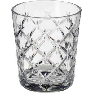 ФЛИМРА Стакан прозрачное стекло/с рисунком 28 сл - Артикул: 003.792.71