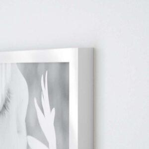 ВЭКСБУ Рама для коллажа на 8 фото белый 13x18 см - Артикул: 203.813.72