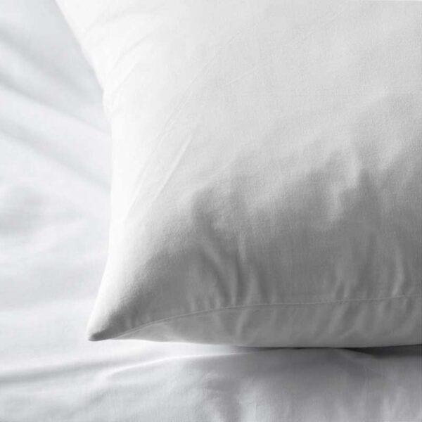 ДВАЛА Наволочка, белый 50x70 см. Артикул: 003.571.89