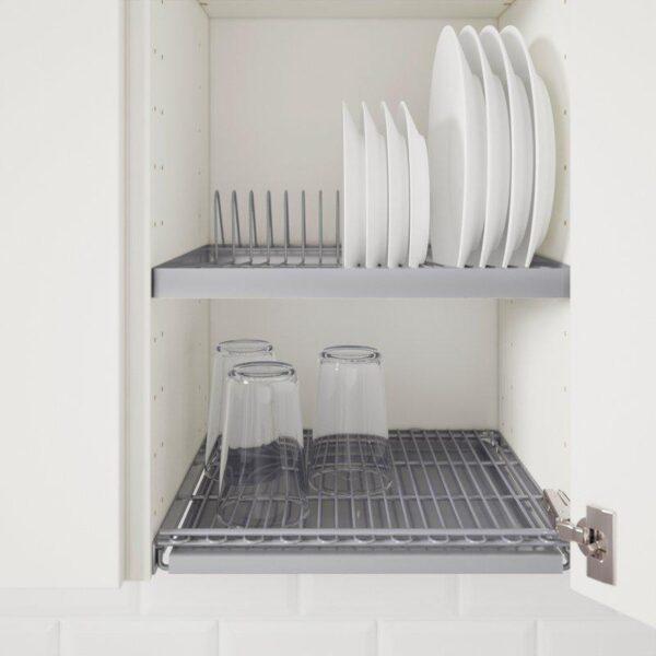 УТРУСТА Сушилка посудная для навесн шкафа 40x35 см - Артикул: 003.681.97