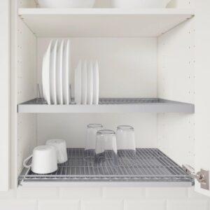 УТРУСТА Сушилка посудная для навесн шкафа 60x35 см - Артикул: 803.681.98