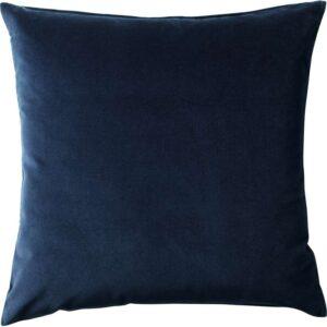 САНЕЛА Чехол на подушку темно-синий 50x50 см - Артикул: 403.651.11