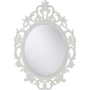 ВИКЕРСУНД Зеркало овал/белый 59x85 см - Артикул: 203.792.27
