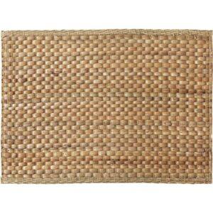 УНДЕРЛАГ Салфетка под прибор водный гиацинт/естественный 35x45 см - Артикул: 003.796.57