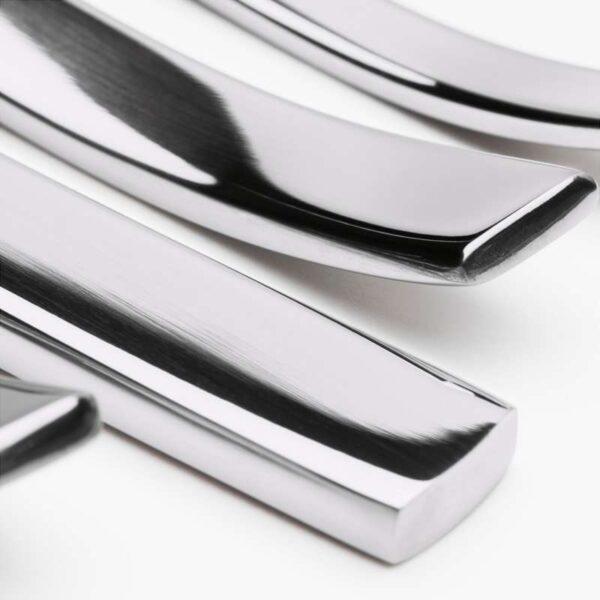 СМАКГЛАД Столовый набор 24 предмета нержавеющ сталь - Артикул: 203.724.38