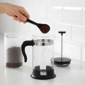 УПХЕТТА Кофе-пресс/заварочный чайник стекло/нержавеющ сталь 1 л - Артикул: 903.721.85