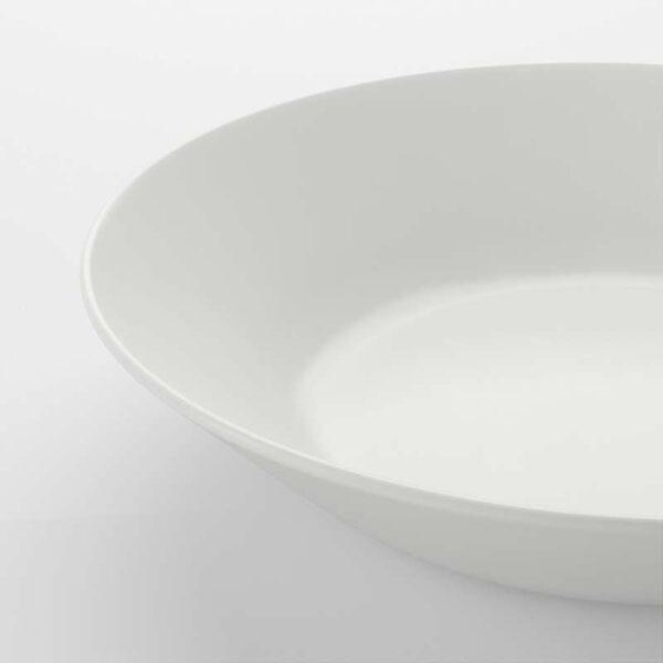 ОФТАСТ Тарелка глубокая белый 20 см - Артикул: 403.789.72