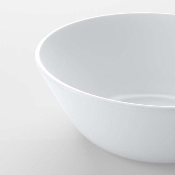 ОФТАСТ Миска белый 15 см - Артикул: 403.729.46