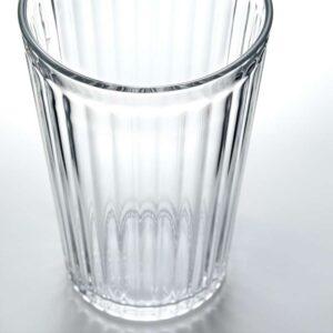 ВАРДАГЕН Стакан прозрачное стекло 43 сл - Артикул: 203.724.24
