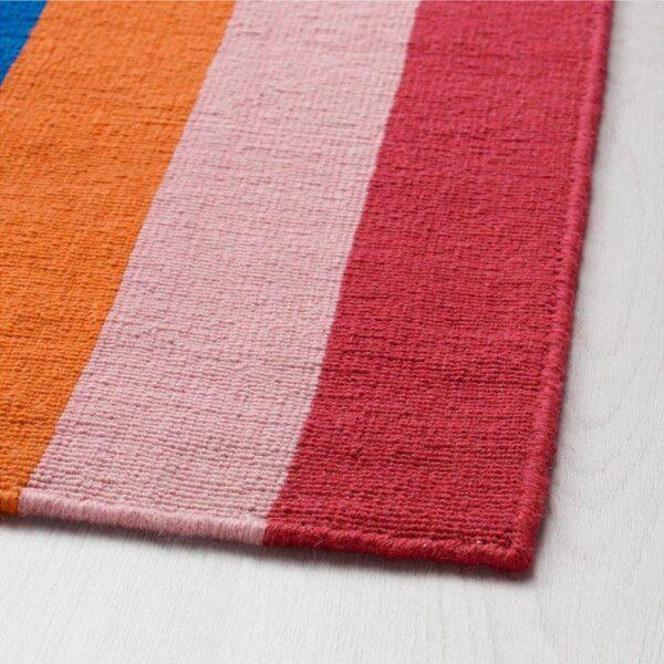 ХАЛЬВЕД Ковер безворсовый ручная работа разноцветный 170x240 см - Артикул: 303.708.44