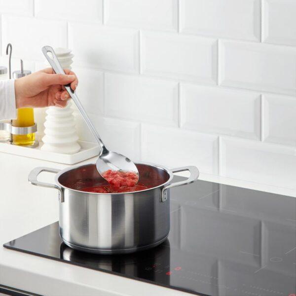 ГРУНКА Кухонные принадлежности 4 предмета нержавеющ сталь - Артикул: 003.934.13