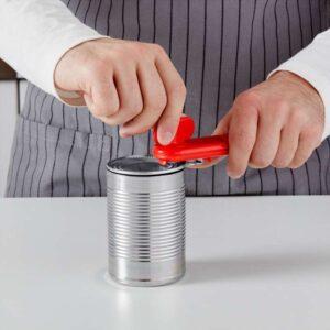 СТЭМ Нож консервный красный/белый/черный - Артикул: 403.792.93