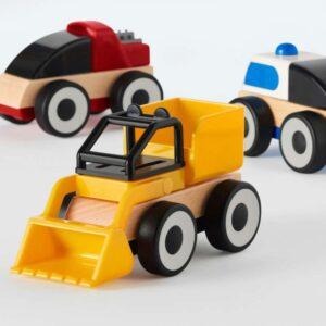 ЛИЛЛАБУ Грузовые машинки разные цвета разные цвета - Артикул: 003.661.03