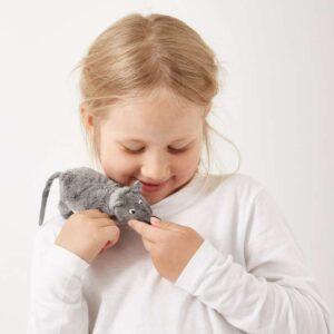 ГОСИГ МУС Мягкая игрушка разные цвета 14 см - Артикул: 503.660.87