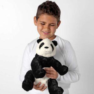 КРАМИГ Мягкая игрушка белый/черный - Артикул: 403.660.97