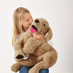 ГОСИГ ГОЛДЕН Мягкая игрушка собака/золотистый ретривер 70 см - Артикул: 903.660.85