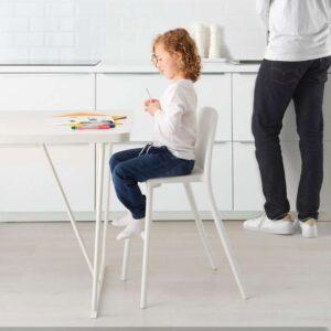 УРБАН Детский стул белый - Артикул: 403.648.71
