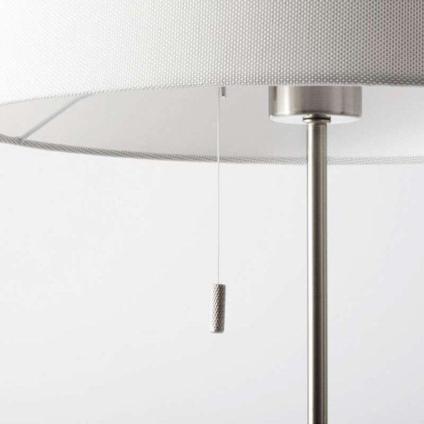 НИФОРС Светильник напольный никелированный белый - Артикул: 303.604.92