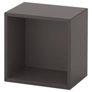 ЭКЕТ Навесной модуль темно-серый 35x25x35 см - Артикул: 992.858.29