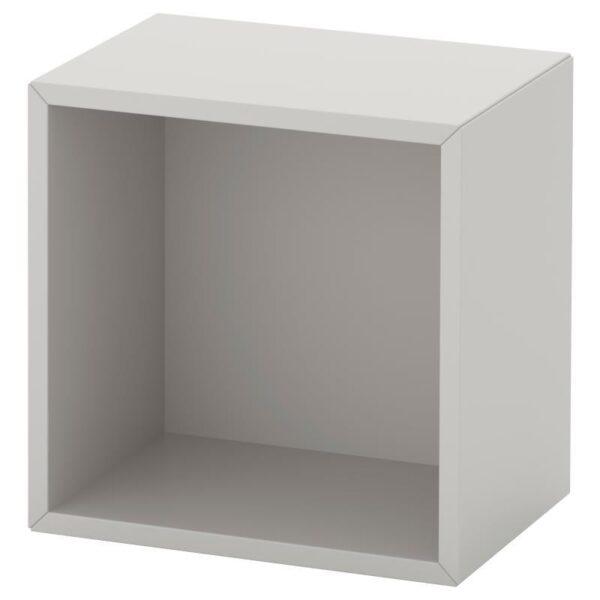ЭКЕТ Навесной модуль светло-серый 35x25x35 см - Артикул: 892.858.39
