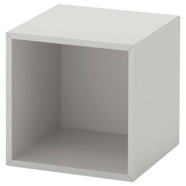 ЭКЕТ Навесной модуль светло-серый 35x35x35 см - Артикул: 292.858.42